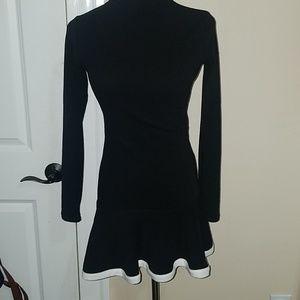 Dresses & Skirts - Small skater skirt black dress